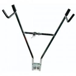 Cykelhållare för dragkrok.